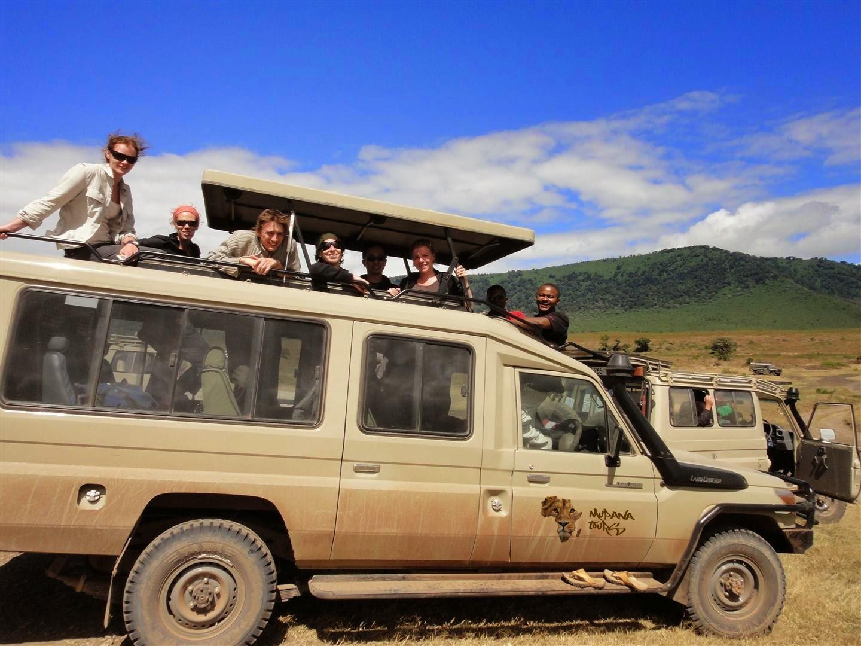 Our Safari Wd Tanzania Safari 1174984233