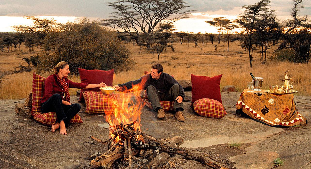 5 Days Tanzania Budget Camping Safari.
