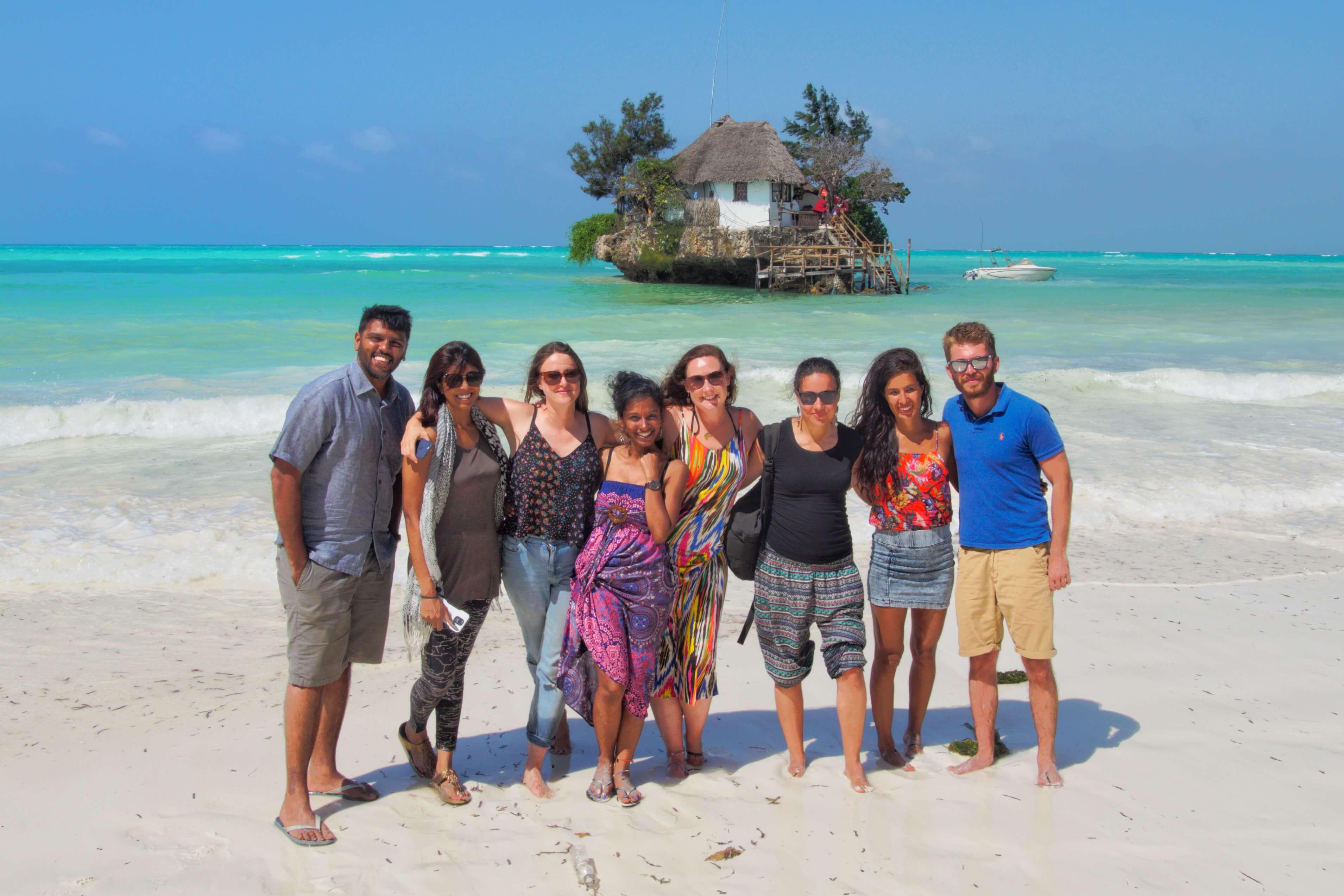 9 Day Tanzania Camping Safari And Zanzibar Beach.