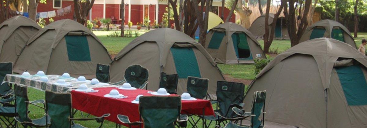 8 Days Tanzania Budget Camping Safaris.