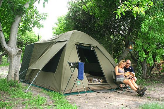 4 Days Tanzania Budget Camping Safari.
