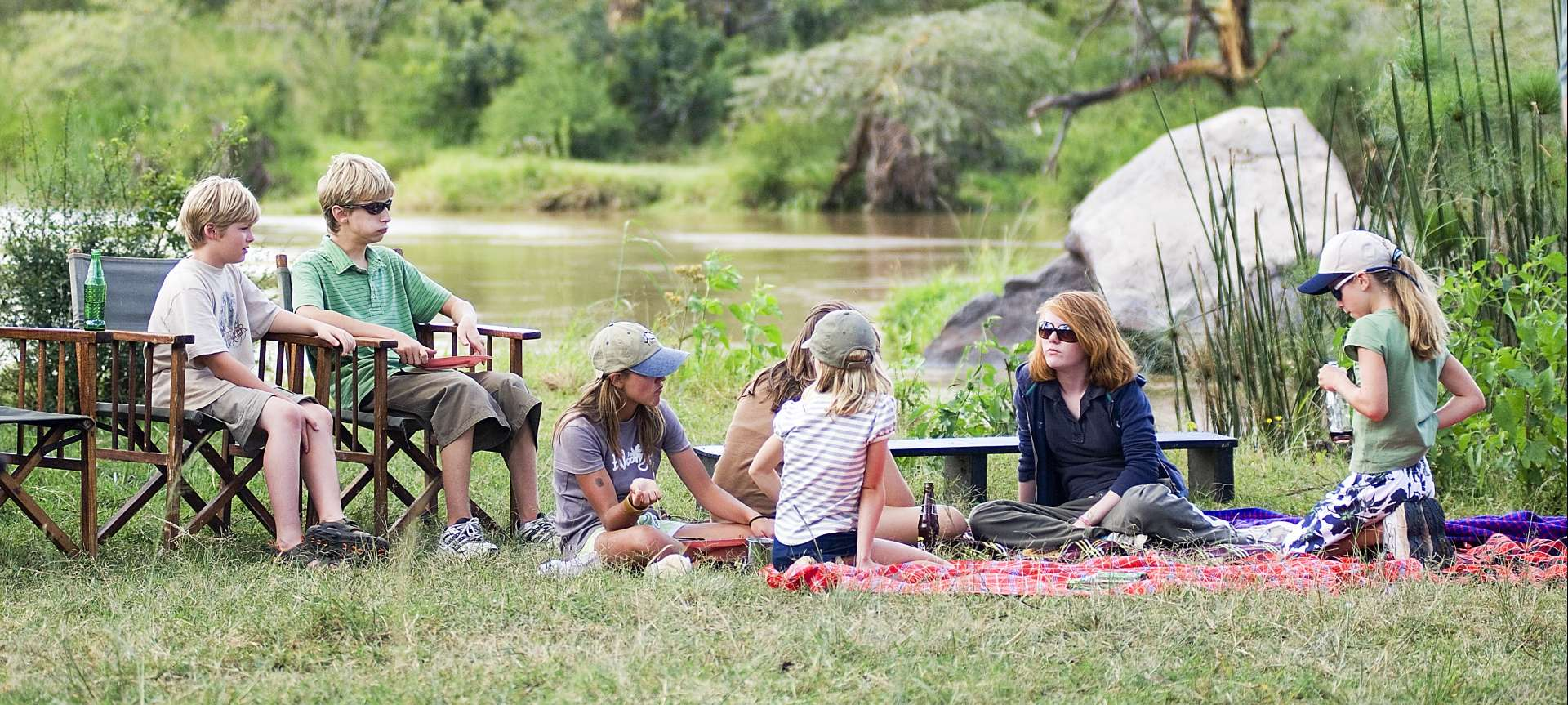 4 Days Tanzania Family Safari.