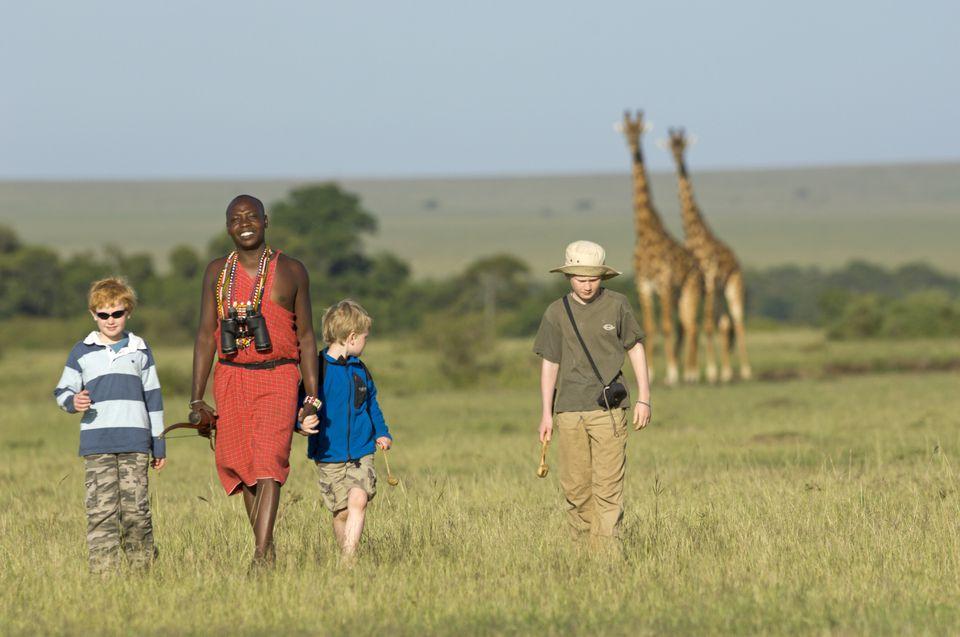 6 Days Tanzania Family Safari.