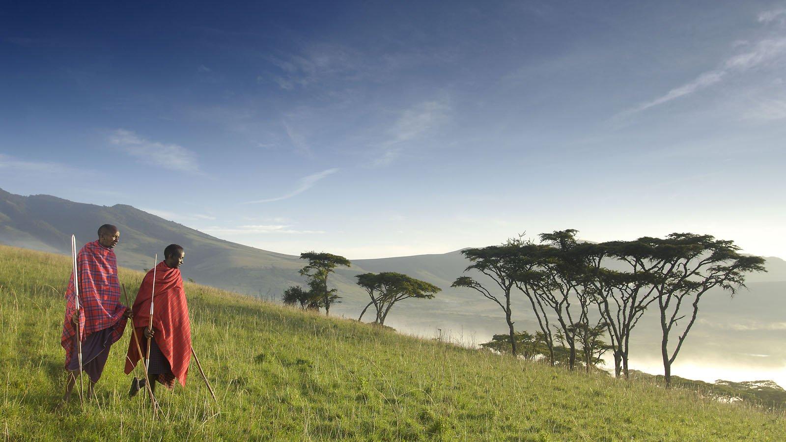 10 Days Tanzania Lodging Safari.