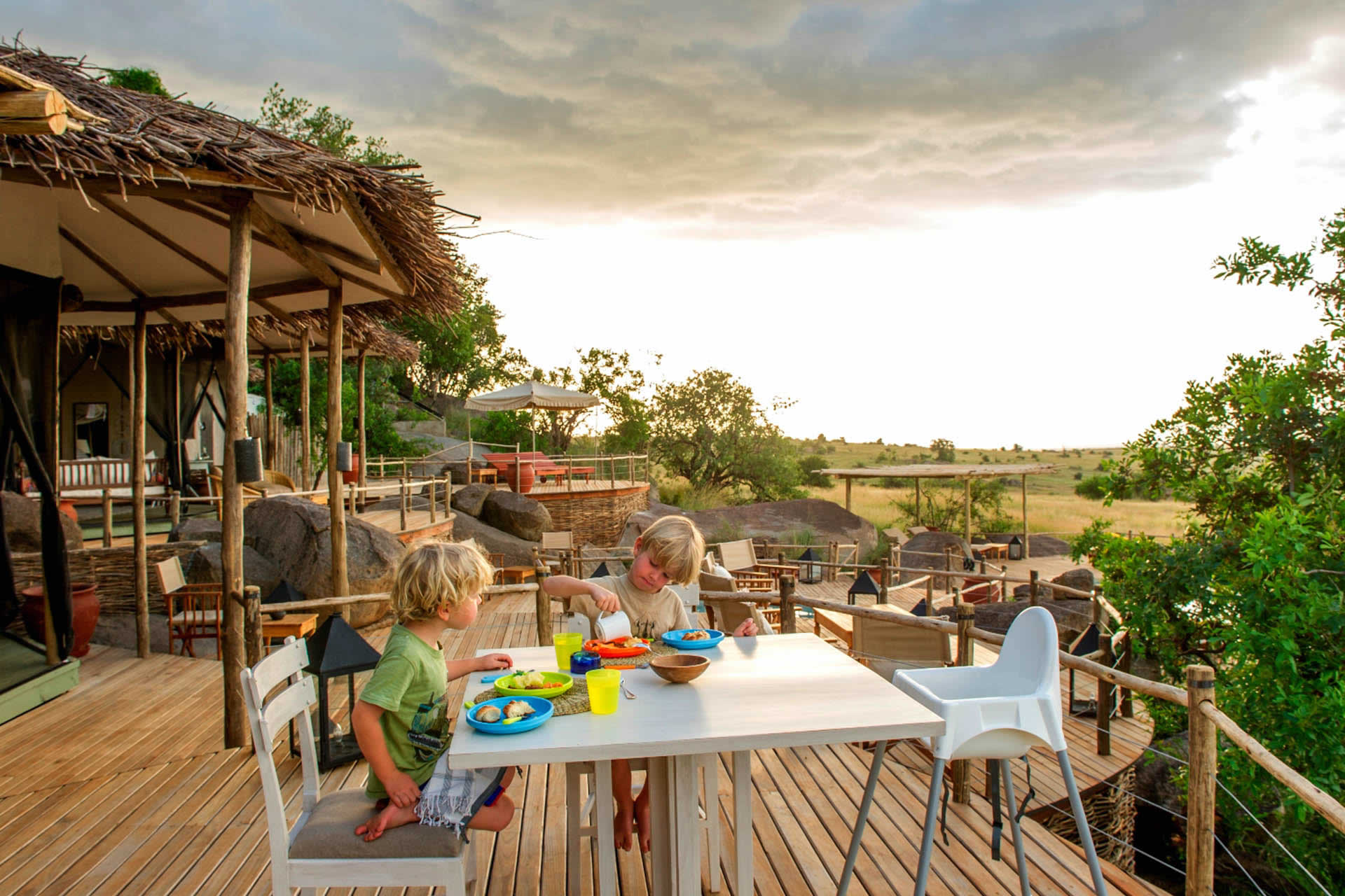 10 Days Tanzania Family Safari And Zanzibar Beach Holiday.