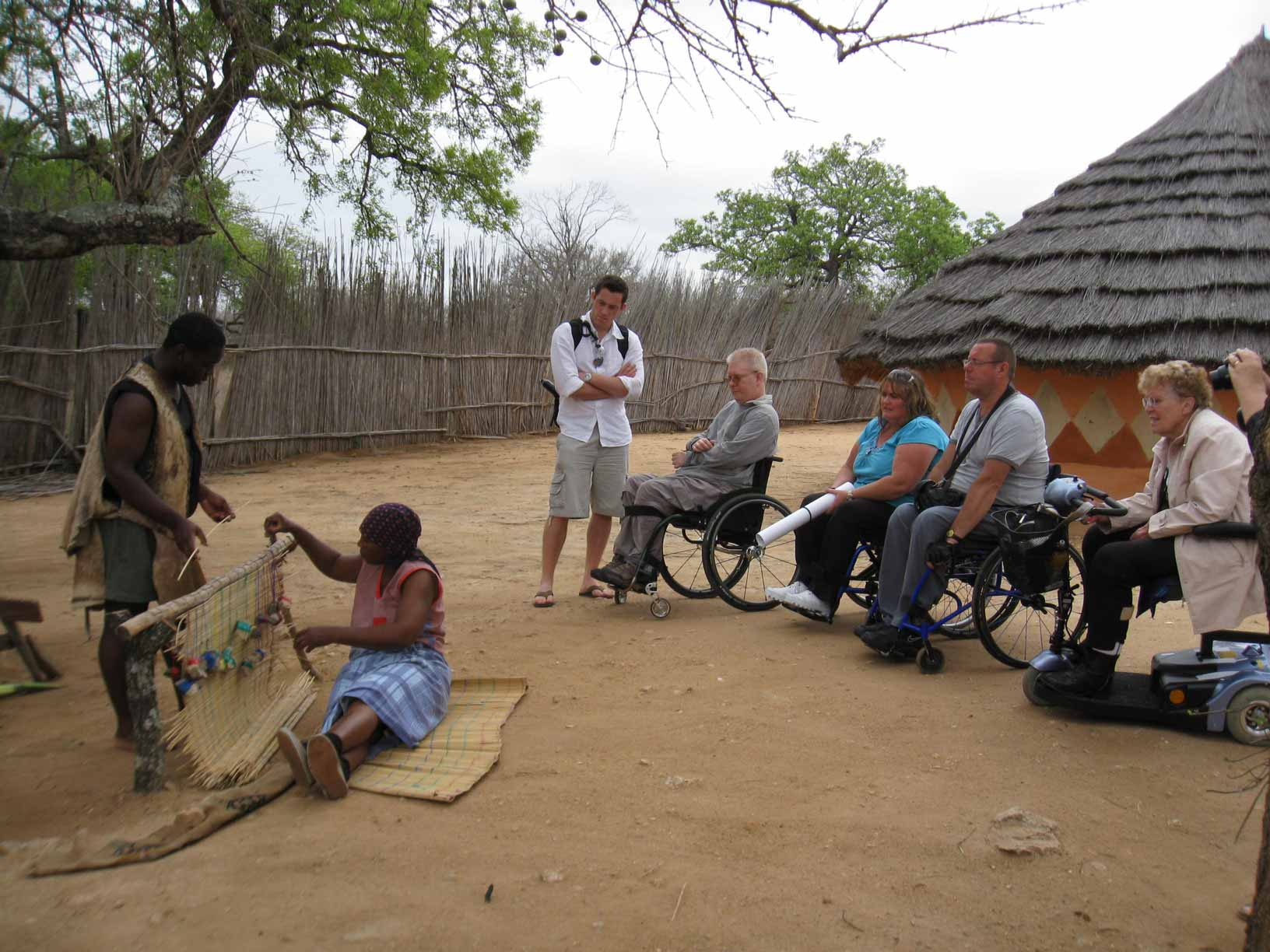 4 Days Tanzania Wheelchair Accessible Safari