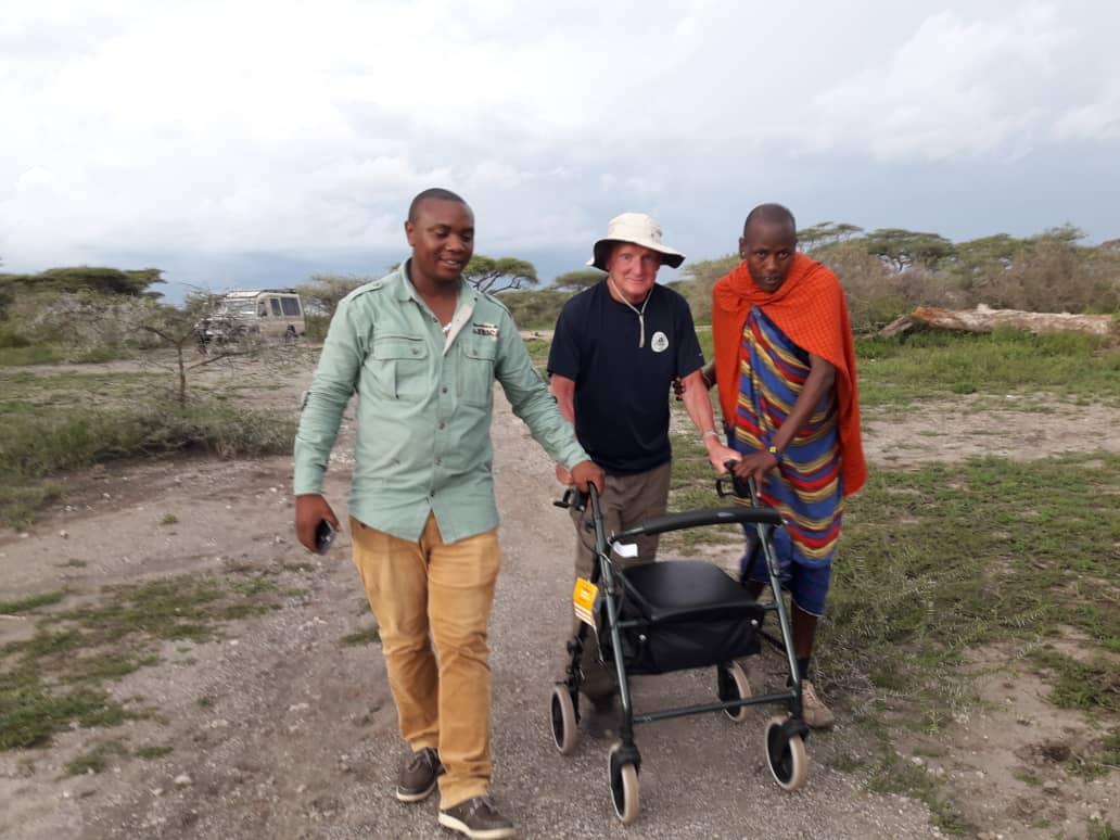 4 Day Tanzania Wheelchair Accessible Safaris