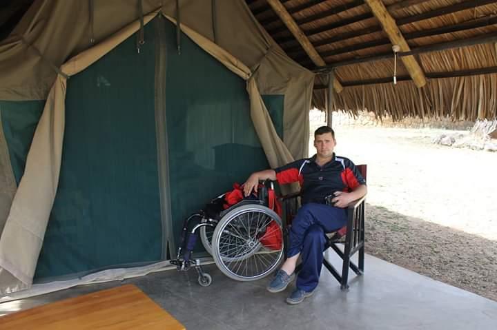 6 Days Tanzania Wheelchair Accessible Safaris .