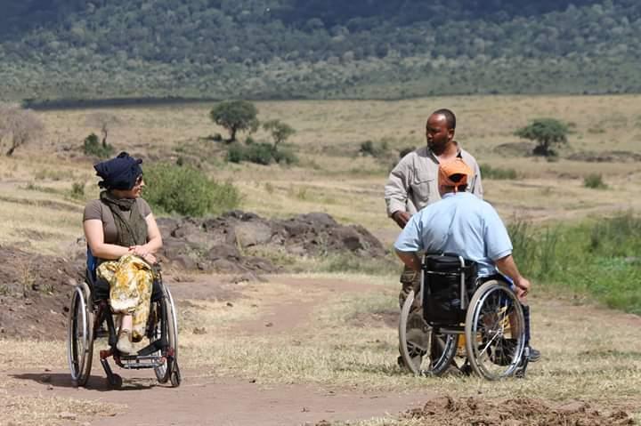 5 Days Tanzania Wheelchair Accessible Safaris
