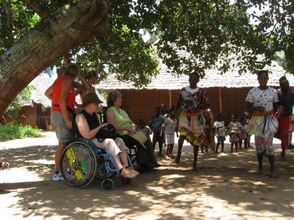 8 Day Tanzania Wheelchair Accessible Safaris
