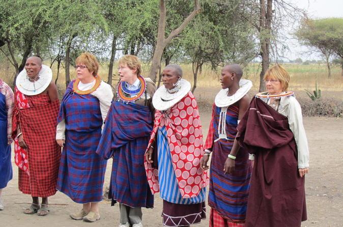 14 Days Tanzania Senior Citizen Safari