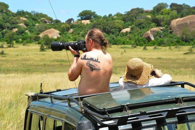 10 Day Tanzania Photographic Safaris