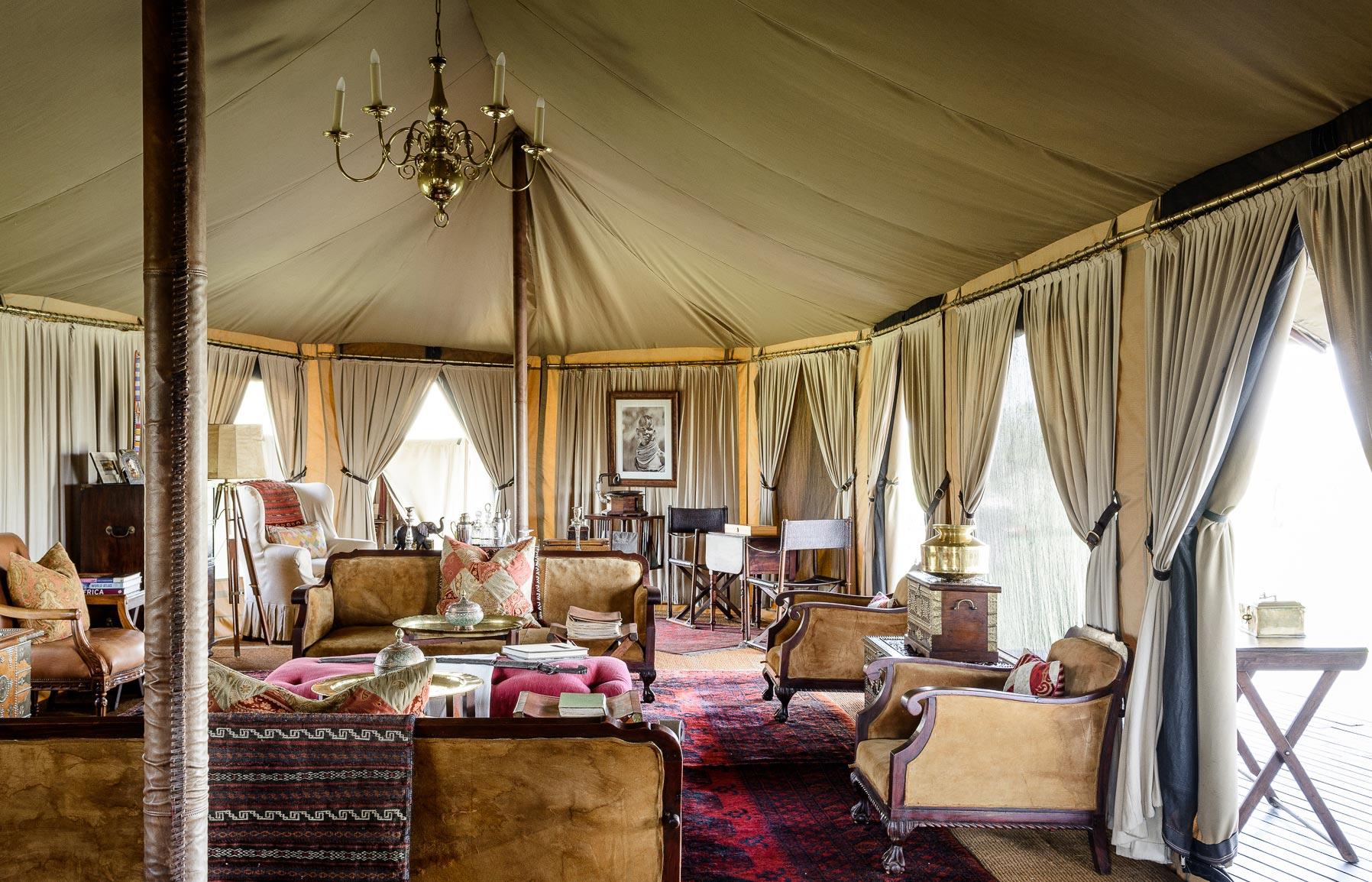 6 Day Tanzania Tented Lodge Safari