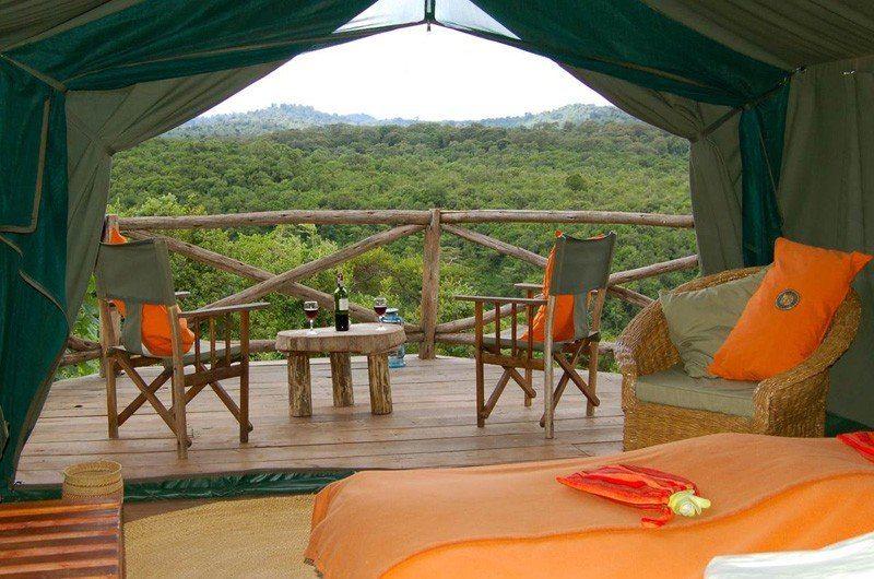 7 Day Tanzania Tented Lodge Safari
