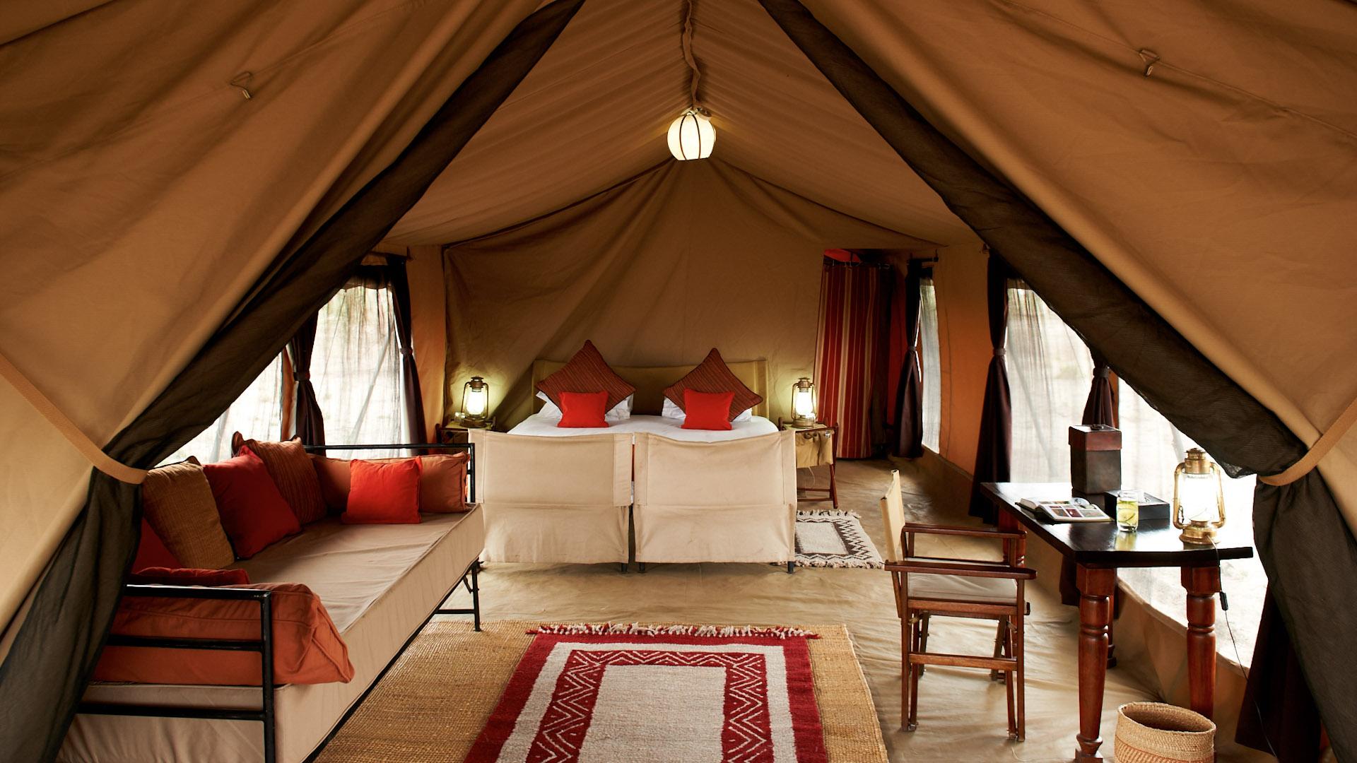 8 Day Tanzania Tented Lodge Safari