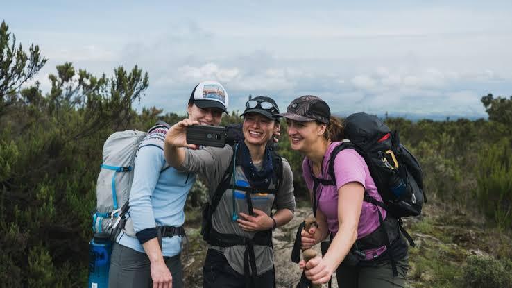7 Day Marangu Route-Women Trekking Experience