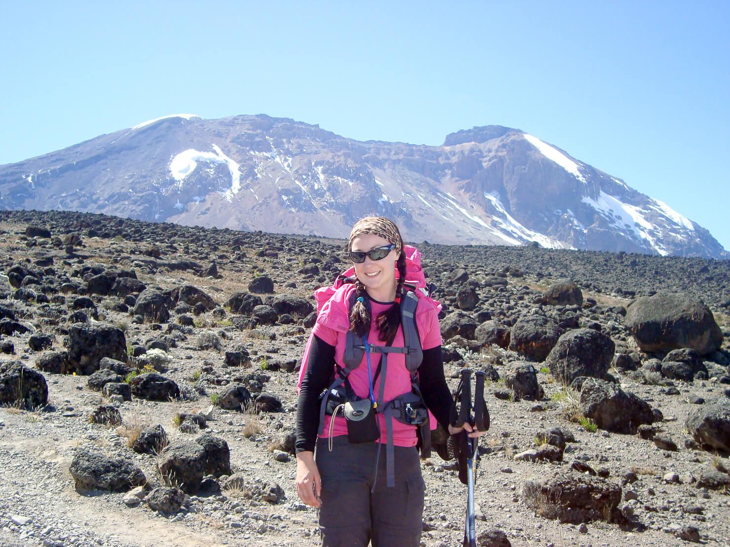 10 Day Lemosho Route-Women Trekking Experince