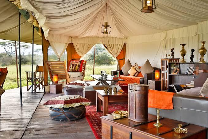 9 Day Tanzania Tented Lodge Safari