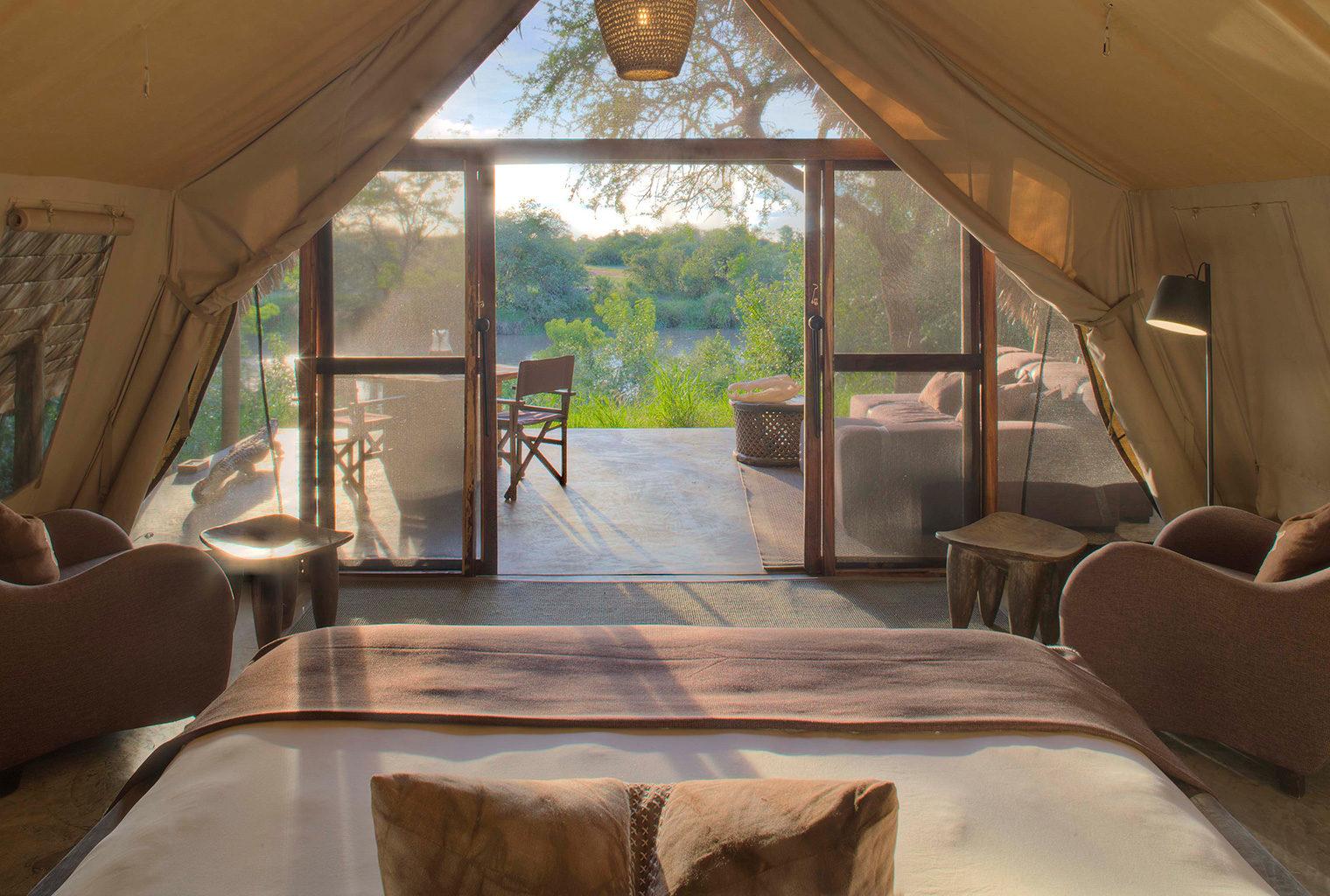 10 Day Tanzania Tented Lodge Safari