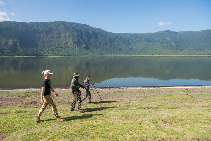8 Days Ngorongoro Highland Trekking